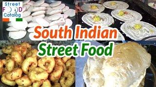 South Indian Street Food | Street Food Of Hyderabad | Indian Street Food