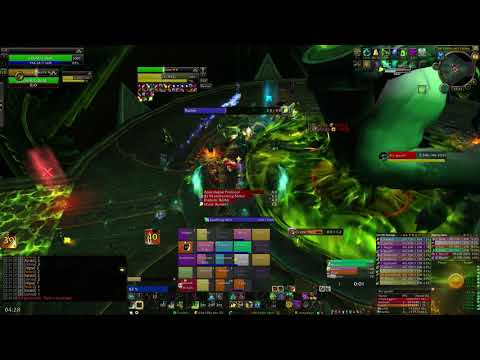 Instinct vs. Kin'garoth Mythic (Mistweaver Monk PoV) Thumbnail