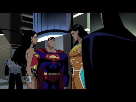 Justice League: Unlimited - Project Cadmus