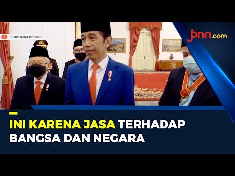 Fadli Zon dan Fahri Hamzah dapat Bintang Mahaputera, Ini Kata Jokowi...