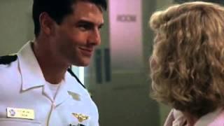 Top Gun - Bathroom Scene