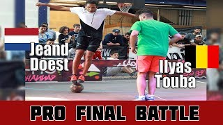 Jeand Doest vs Ilyas Touba | FINAL, Pannahouse Invitationals 2017