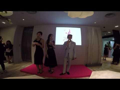 FLY HOSTS: Vanessa Vanderstraaten  Bella K Beauty House Media Launch