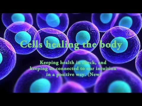 Cells healing the body Guided meditation (new) MindSet Hypnotherapy