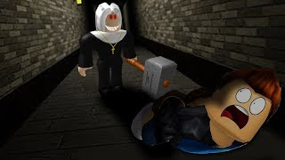 THE NUN HAS RECEIVED ME IN YOUR ROBLOX HOUSE!!