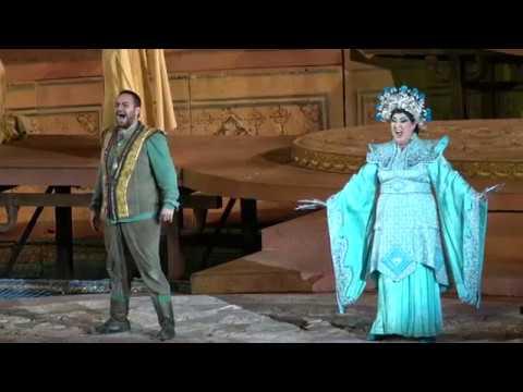 Turandot Act TWO (Verona 2018)