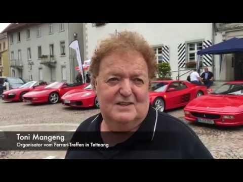 Ferrari-Treffen in Tettnang