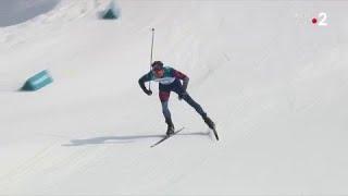 Ski de fond - 20 km libre. Benjamin Daviet remporte l'argent - Jeux Paralympiques