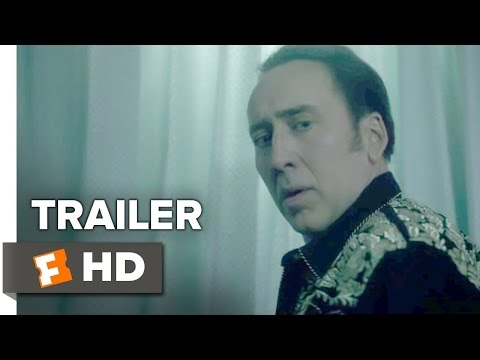 Pay the Ghost Official Trailer #1 (2015) - Nicolas Cage Horror Movie HD