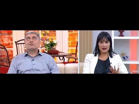 POSLE RUCKA - Visok procenat nezenja u Srbiji / Propast porodice - (TV Happy 16.05.2018)