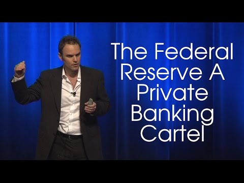 Brett Le Brocque - The Federal Reserve; A private banking cartel