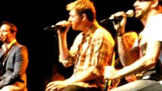 Backstreet Boys - Quit Playing Games With My Heart- Napa Fan Event 2010