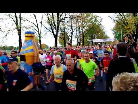 Dresden Marathon 2017 Start