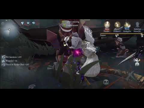 Identity V| Dream Witch gameplay