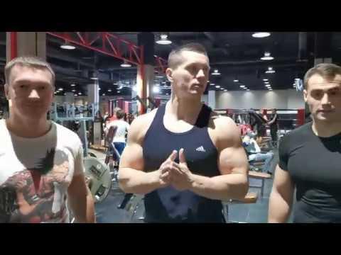 ЖИМ 100% веса тела, ЗАРУБА: Шреддер, Денис Саратов, Яков Летов (true gym)