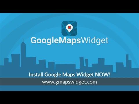 Maps Widget For Google Maps Google Maps Builder Wordpress