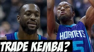 Do The Hornets Need To Trade Kemba Walker?