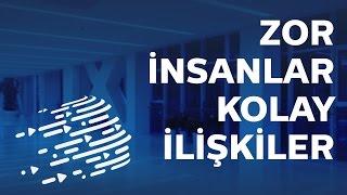 Türk Telekom Akademi — Zor İnsanlar Kolay İlişkiler