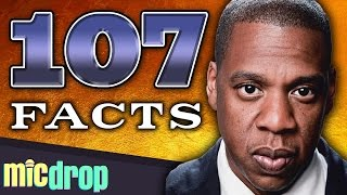 107 Jay Z Music Facts YOU Should Know (Ep. #40) - MicDrop