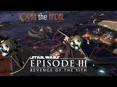Star Wars Episode III: Revenge of the Sith Soundtrack Medley
