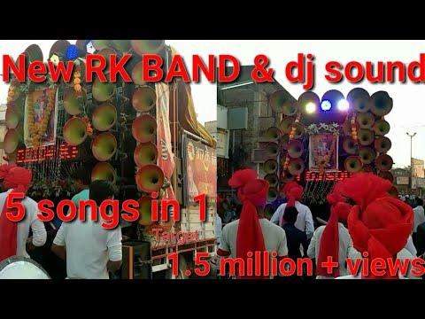 New RK banjo & dj Dhumal rajura bajar (warud)
