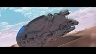 Star Wars The Force Awakens Special Extended Fan Trailer