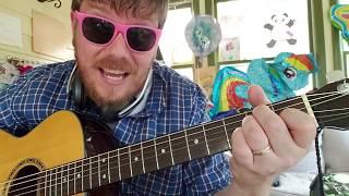 Baixar Lana Del Rey - Mariners Apartment Complex // easy guitar tutorial for beginners
