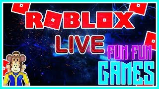 ROBLOX LIVE STREAM -COME E JOIN Server ROBLOX NON DIWORKING!#166