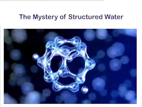Mystery Of Structured Water
