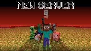 Minecraft - New Server And Updates