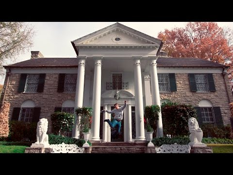 GRACELAND - Elvis Presleys Mansion