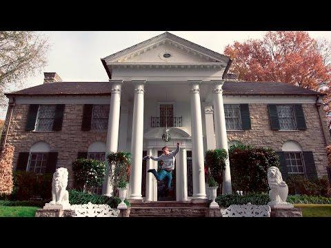 GRACELAND - Elvis Presleys Mansion
