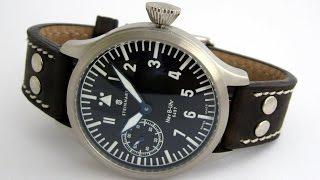 Comparison of pilot watches under $2,000