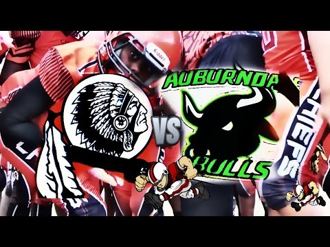 🏈🔥🏈Miami Gardens Chiefs (1) 10u  vs Auburndale Bulls 10u