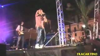 Marco Carta - Pozzallo - Un motivo per restare, Grazie a te 30 aprile Tour 2011