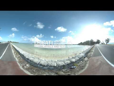 """Capital Creates Change"" Kiribati - Wall Street Journal for Morgan Stanley"