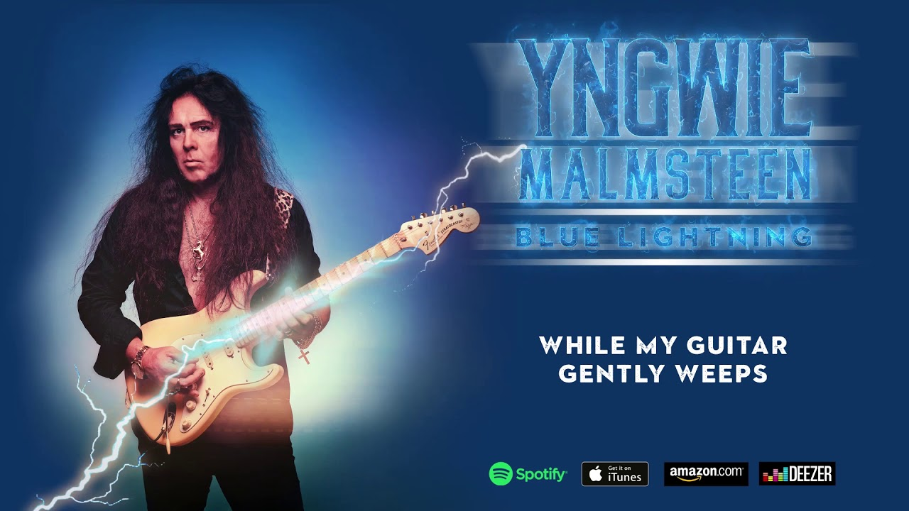 """Yngwie Malmsteen: """"There was no moment where I thought I should hold"""