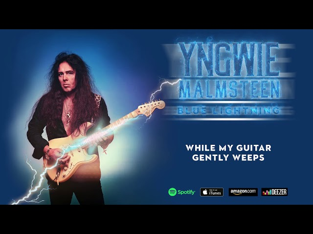 Yngwie Malmsteen Dishes on How He Went Back to His Roots on 'Blue