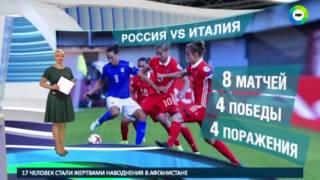 Обыкновенное чудо  российские футболистки впервые победили на ЧЕ   МИР24
