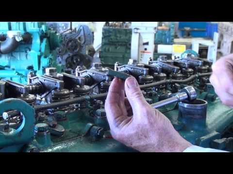 Diesel Engine Compression Testing