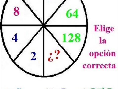 Acertijo 21 Analiza El Circulo Con Numeros Y Responde