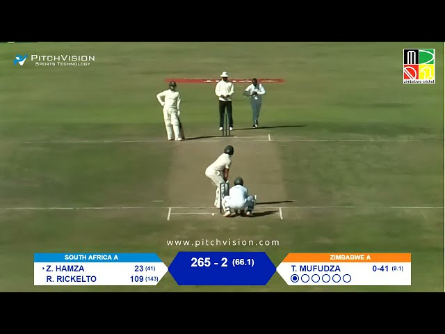 Zimbabwe A vs South Africa A | 1st Unofficial Test | Day 3