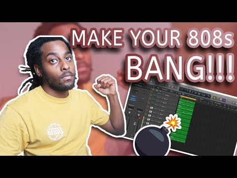 How to Make Your 808s HIT HARD!