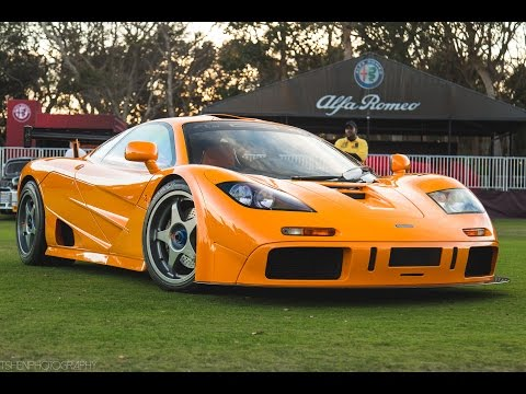 INSANE McLaren F1 LM - Start Up, Revs & Driving!