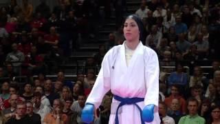 Finals World Karate Championships - Afternoon Saturday 8th November 2014
