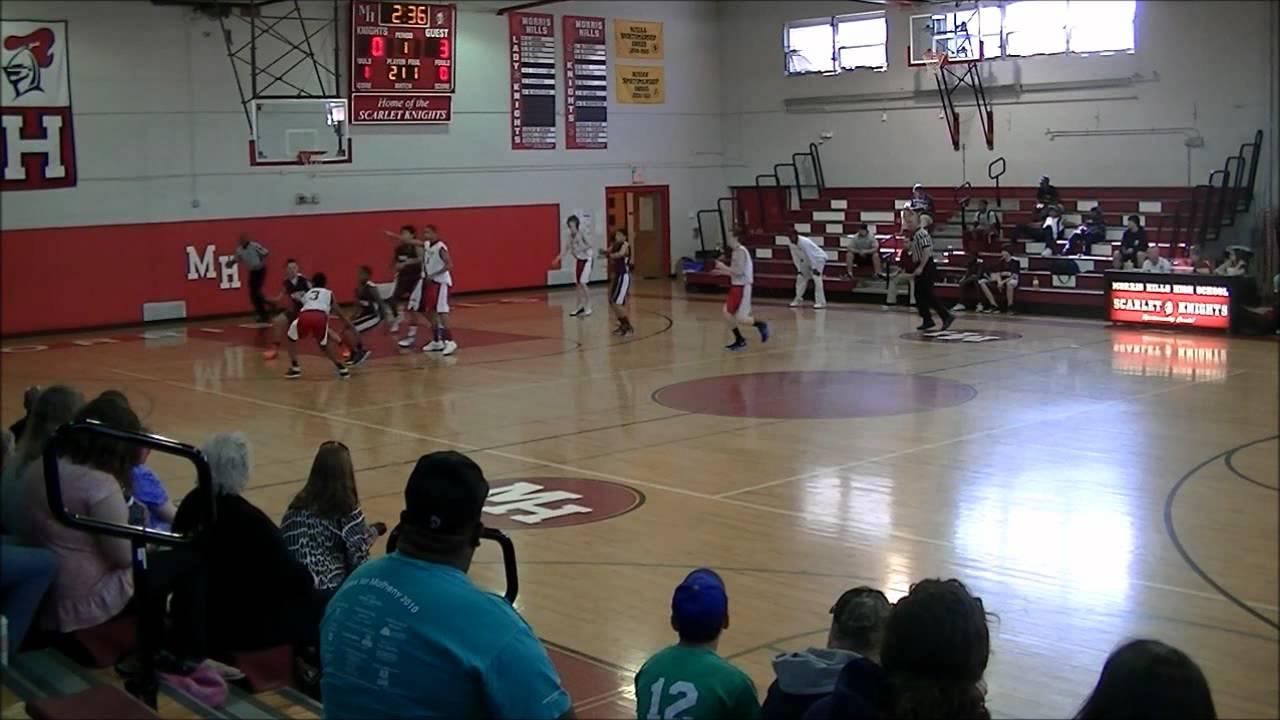 Basketball lakeland midget all doing