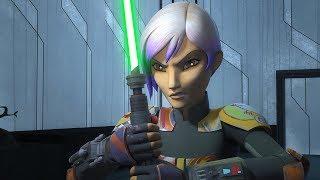 Behind The Scenes: Return To Mandalore | Star Wars Rebels