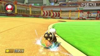 Excitebike Arena - 1:34.328 - Vιcτrσηγχ (Mario Kart 8 World Record)