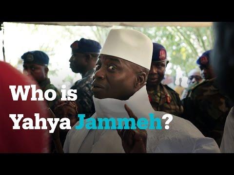 Gambia's Yahya Jammeh won't step down