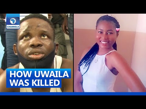 #justiceforuwa: How We Killed Uwaila, Suspect Confesses  - Full Video